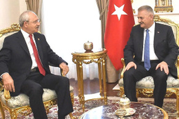 Yıldırım Kılıçdaroğlu'nun önerisini reddetti!