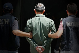 Marmaris'teki otel baskınında suikastçi astsubayın şok ifadesi