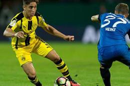 Emre Mor'lu Borussia Dortmund tur atladı