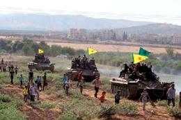 Cerablus Operasyonu YPG'den küstah açıklama!