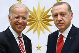 Erdoğan ve Biden'dan ortak açıklama!