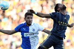 Grasshoppers Fenerbahçe maçının golleri ve geniş özeti