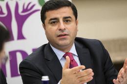 HDP Eş Genel Başkanı Demirtaş'a 5 yıl hapis şoku!