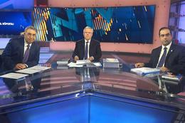 TRT Spor'un canlı yayında Aziz Yıldırım'a hakaret!