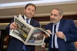 İran Başkonsolosu'ndan Başkan Kılıç'a veda ziyareti