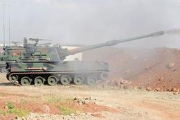TSK'dan DEAŞ hedeflerini bombaladı