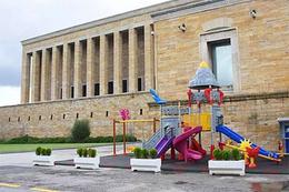 Anıtkabir'deki çocuk parkı hakkında flaş karar!