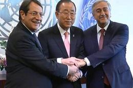 BM'de Kıbrıs için üçlü zirve