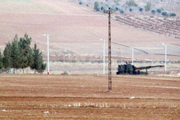 Sınırda hareketli saatler! Kirpiler Suriye'ye girdi