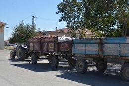 Karaman'da 9 yaşındaki çocuk römorkun altında kaldı!