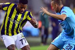 Fenerbahçe'de Jeremain Lens nazara geldi