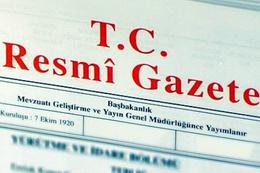11 Ocak 2017 Resmi Gazete haberleri atama kararları