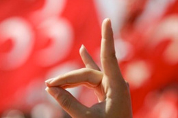 MHP'de yeni anayasa istifası!