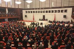 Anayasa değişikliği teklifi 5. madde oylama sonuçları