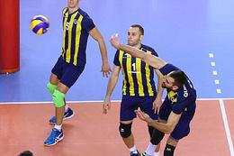 Halkbank'ı yenen Fenerbahçe şampiyon oldu!