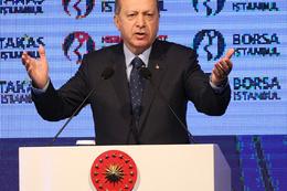 Erdoğan'dan iş adamlarına flaş çağrı