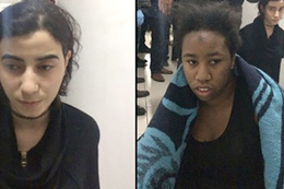 Reina teröristiyle birlikte yakalanan 3 kadının sırrı