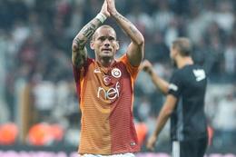 Wesley Sneijder'e ikinci ceza