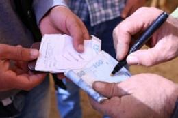 Muğla'da sahte para operasyonu