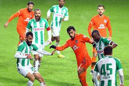 Başakşehir'de gol sesi çıkmadı