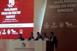 Uluslararası Yüksek Din Öğretimi Kongresi'nde İstanbul  İlahiyatçıları yoktu!...