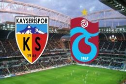 Trabzonspor yine tökezledi!