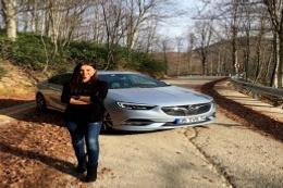 Yeni Opel İnsignia Grand Sport Test Sürüşü
