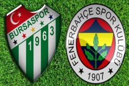 Bursaspor kendi evinde deplasmanda!