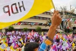 HDP yabancıların ağzına bakarsa!