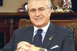 Dr. Mustafa Aydın şehrimizi selamladı