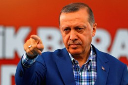 Erdoğan'ın milli duruşu, Muharrem İnce ve 'Gazi' unvanı!