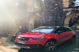 Opel CrosslandX Test Sürüşü