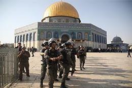 Bu çağa cevap verebilmen için Kudüs seni çağırıyor!