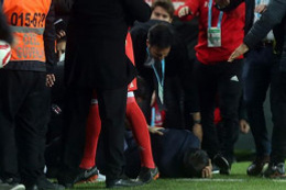 Futbolumuz hükmen mağlup oldu!!!