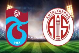 Trabzonspor, 7-0'ı unutmadı Antalyaspor'un gözünün yaşına bakmadı