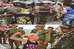Filistinli Ahed Tamimi Çin'de olsaydı…