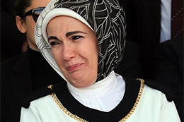Emine Hanım'ın hastanesini anlattı!