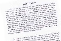 Ağaoğlu polis tutanaklarını yayımladı
