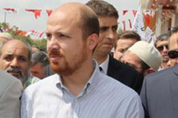 Bilal Erdoğan'a şok protesto