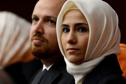 Bilal Erdoğan'dan CHP'li vekillere ilginç tepki