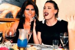 Serenay Sarıkaya ve Sibel Can'dan olay düet