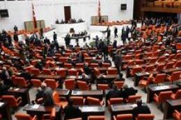 Meclis'te 'casus personel' için önlem alındı