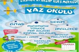 GASMEK'in yaz okulları başladı!