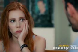 Kiralık Aşk dizisinde Bülent Arınç'a gönderme