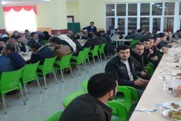 Suriye'li öğretmenlere büyük destek!
