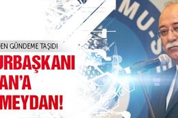 Kamu Sen başkanı Koncuk Erdoğan'a seslendi