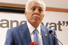 Mustafa Kamalak'ın acı günü