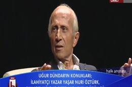 Yaşar Nuri Öztürk ve Müjdat Gezen'den canlı yayında küfür