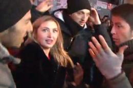 Taksim'de yılbaşında yine taciz rezaleti