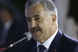 Ulaştırma Bakanı Ahmet Arslan Avrasya Tüneli'ni anlattı